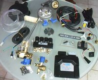 LPG Sequential System Complete Kit For 4 Cyl. - AUTOGAS LPG CNG CONVERSION SYSTEMS KIT