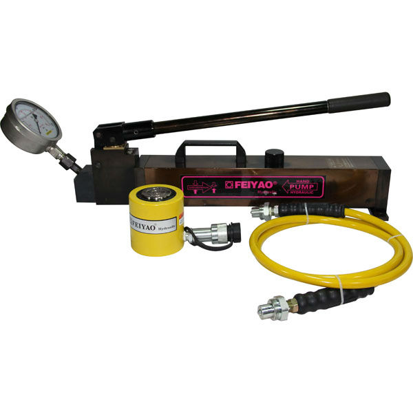Light weight ultra high pressure hydraulic hand pump price