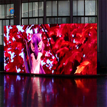 2018 HD LED screen outdoor P3.91 LED display Pure black modules video