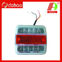 Rear position/Indicator/Stop/Reflector/License plate LED tail light (DF-TRL004)
