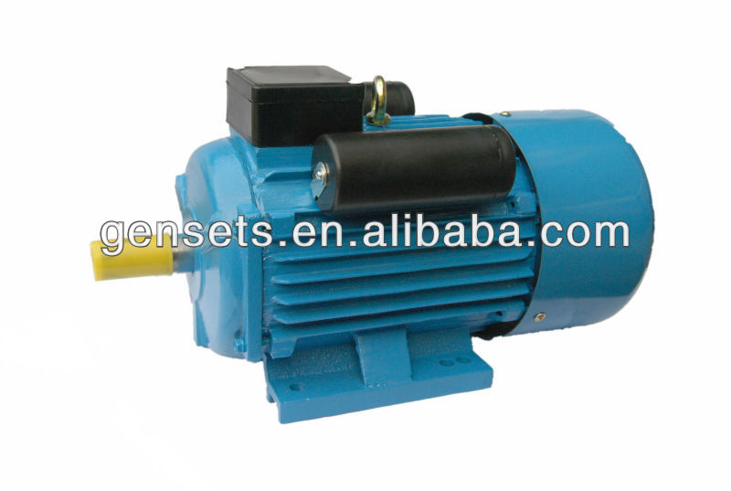 YC/YCL/YL single phase electric motors 1.5HP