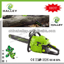 NEWEST design garden tools 45CC chain saw price with ce/gs certification