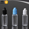 10ml 20ml plastic pet e-liquid dropper bottles