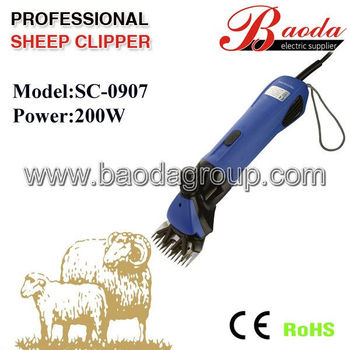 2014 new design electric sheep shears