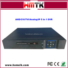 Free Client Software H.264 DVR 8CH 5 in 1 Hybrid 1080N DVR AHD