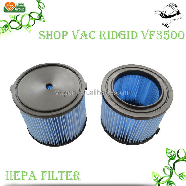 vacuum cleaner hepa filter for SHOP VAC RIDGID VF3500 (FO32-B)