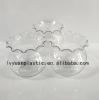 Factory Supply Clear Fish Tank/Goldfish Bowls/ Plastic Fish Bowl