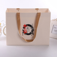 different types design custom Luxury paper shopping bag