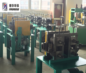copper tube production line of vertical type 2 wheels /4 wheels casting machine with high quality and reasonable price