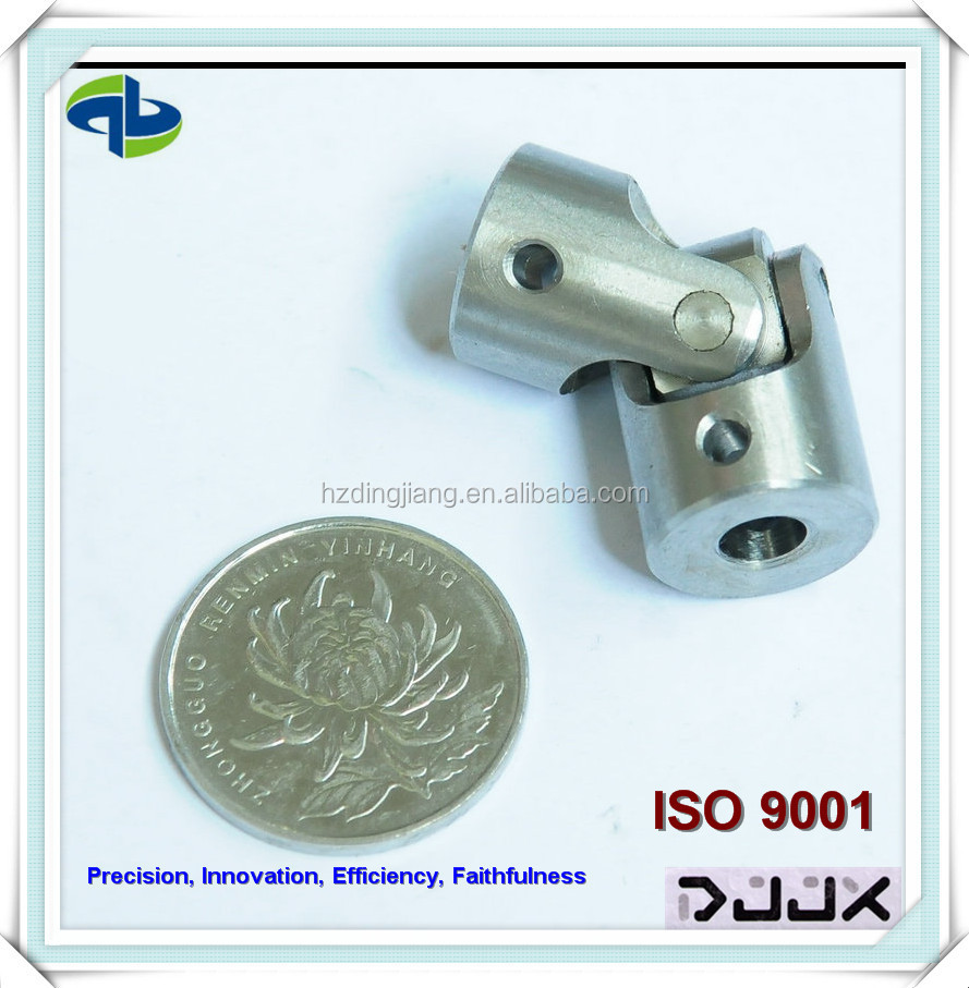 Small Universal joint,stainless steel universal joint PB-S16