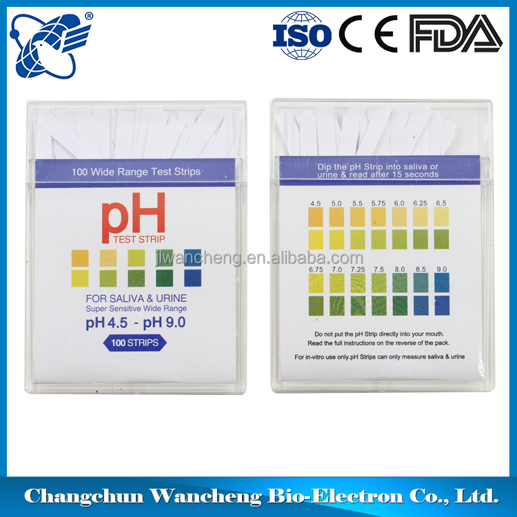 Custom Personalized Cheap dependable readings cl&ph test kit