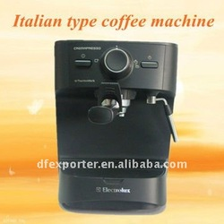Italian espresso coffee processing machine made in China