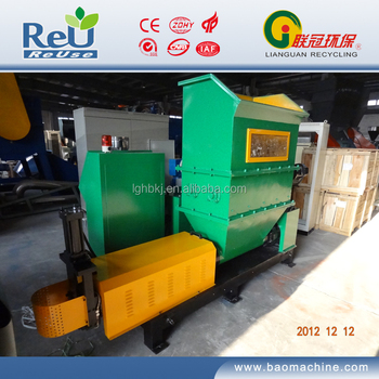 waste eps recycling machine