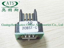 Compatible toner cartridge chips for sharp 208