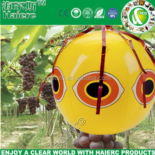 garden bird deterrent bird shaped balloons