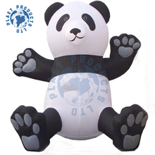 Giant Inflatable Panda for advertising (PLAD40-043)