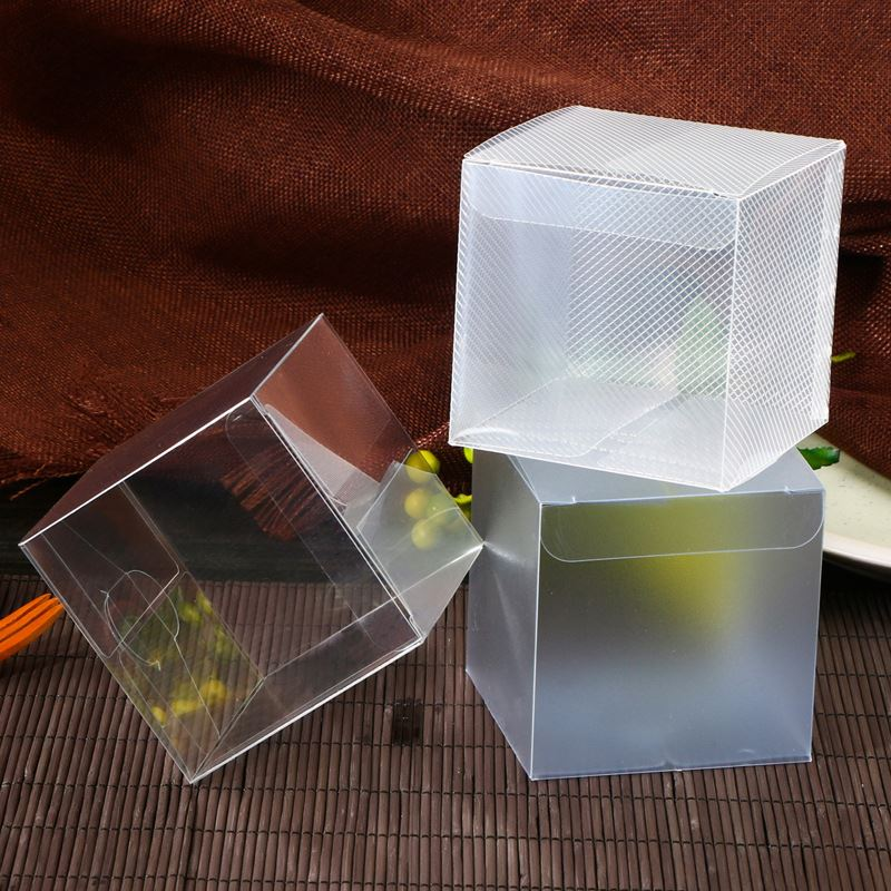 Plastic Clear Pvc Folding Box Plastic Pvc Crates For Produce