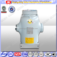 High Frequency High Voltage 150kV SF6 3000 VA Toroid Transformer