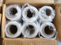 packing material plastic wrap perforated stretch film