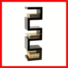 special design practical wall mounted acrylic wall shelf for cdacryli