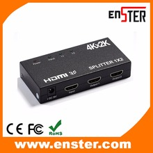 ENSTER Support 1.4b Support Full 3D Support resolution up to 3840x2160/30Hz Spitter