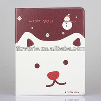 FL2889 2013 Guangzhou new arrival stand cute animal cell phone case for ipad 2