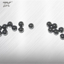 Customized cemented pure tungsten ball/tungsten beads for fishing