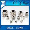 HX Waterproof flexible application M/PG/NPT//G cable gland size