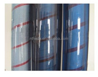Transparent pvc super clear film rolls