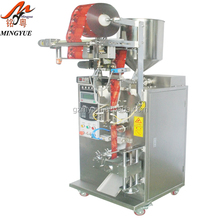 Automatic packing machine for oil sachet , salad dressing packing machine