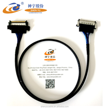 Manufacture Custom HRS/JAE Lcd Lvds Cable