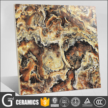 Domineering design grandeur polished glazed jaguar tile