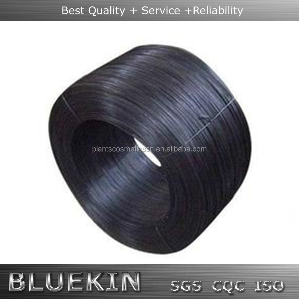 Q195 raw material TS 55 binding wire black annealed iron wire