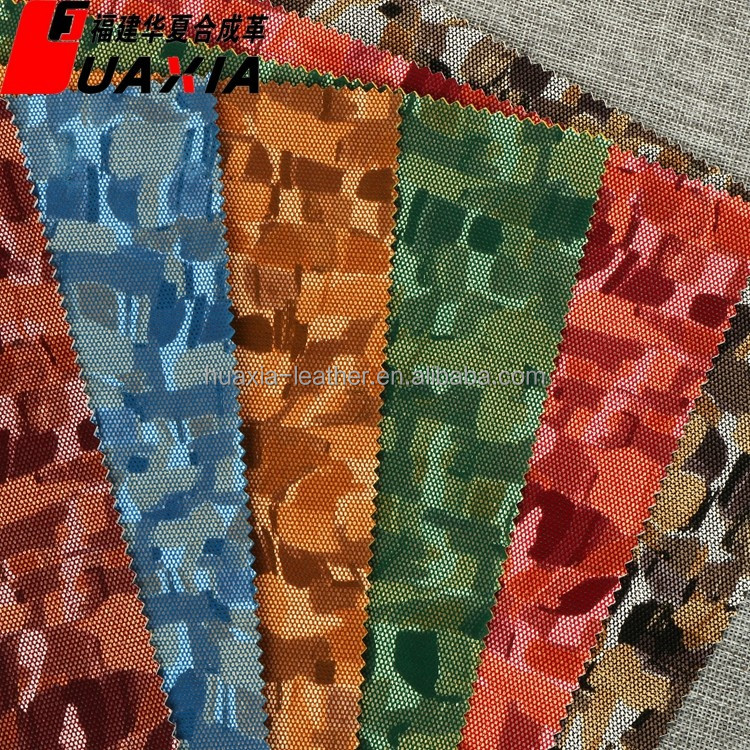 100% pu microfiber synthetic leather for belt/package