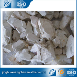 Hot China Products white kaolin clay filler clay , kaolin clay for ceramic , white kaolin clay filler