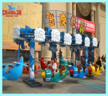 Theme park equipment rides for sale outdoor&indoor Flying Tiger Amusement Park Rides