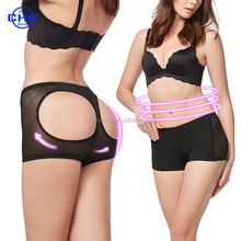 Sexy Women Slim Waist Tummy Buttock Pants Open Back Shapers Control Panties Push Up Underwear Butt Lifter