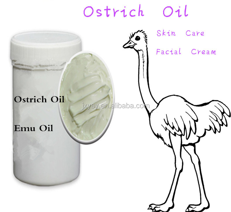 Pharmaceutical Grade Pure Ostrich Oil Ostrich Fat Oil Ostrich Extract Emu oil For Skin Care