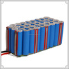 7S5P 25.9V/13Ah Li-ion/LiFePo4 battery pack for portable Defibrillator