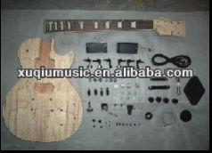DIY Guitar Electric Unfinished Guitar