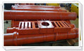 Drilling Rig pilling rig parts Concrete Pipe Tremie pipe 288 mm