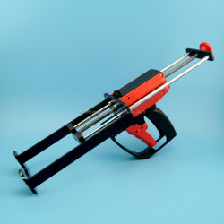 KS1-200ml 1:1 Mastic Two Component Caulking Gun for Hardware