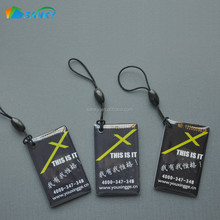Mini Size Proximity M1 Contactless Chip Epoxy Card