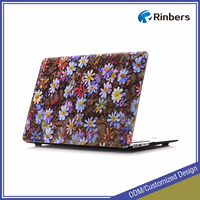 "New Hot Sale Custom Colorful Printed Pattern Hard Shell Plastic Cover Case for Macbook Air 11"" 13""/Retina 12""13"" 15""/Pro 13"" 15"""