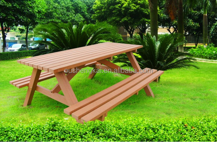 hot sale new products wpc benches garden benches outdoor bench made in china with hign quality