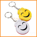 Factory Price 23mah 12V 125DB Aloud Emergency Key Ring Personal Alarm for Lady Kids