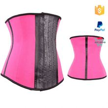 Body Slimming Women Body Shaper Latex Rubber Waist Trainer