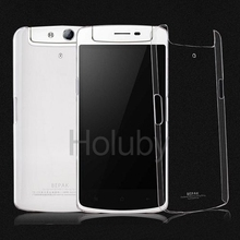 Alibaba For OPPO N1 Mini N5111 Crystal Clear Case, PC Hard Cover for OPPO N1 Mini N5111 Transparent Case