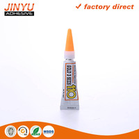 Instand bond Strong adhesive 12 pcs super glue in card