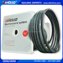 Hebei OTHELLO Carbon fiber gland packing carbonized packing